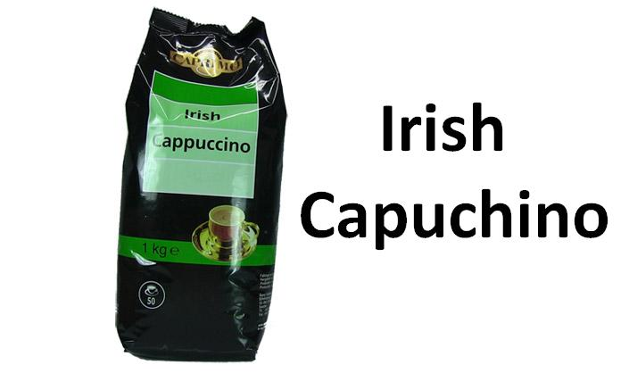 cafe capuchino iris vending