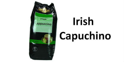cafe irlandes capuchino
