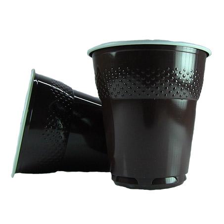 vasos de cafe de plastico