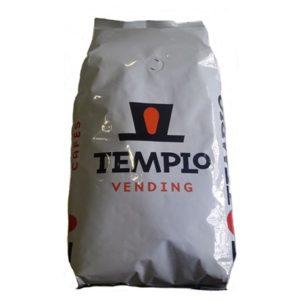 Café templo vending