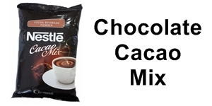 chocolate cacao mix
