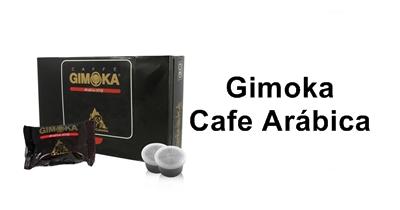 gimoka cafe arabica capsulas cafe