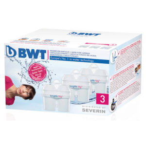 BWT Pack 3 filtros - Repuestos máquinas vending