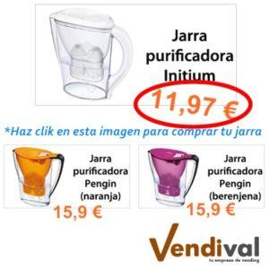 precios jarras initium