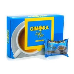 Capsulas de cafe descafeinado Gimoka - Vendival