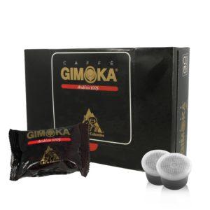 Capsulas de cafe colombiano Gimoka - Grupo Vendival