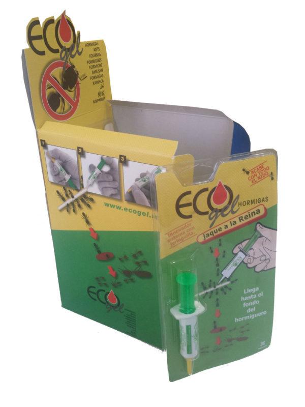 Ecogel Hormigas - repuestos vending - Grupo Vendival