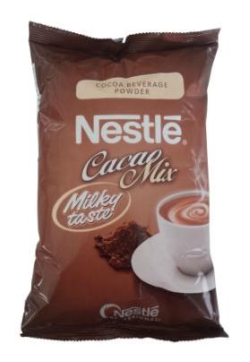 chocolate para maquinas expendedoras Nesquik cacao mix nestle
