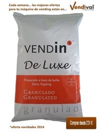 leche para maquinas expendedoras vending del fabricante Vendin