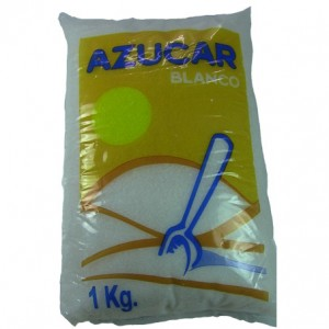 azucar a granel 1 kg.