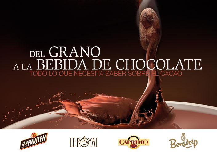 como se elabora el chocolate