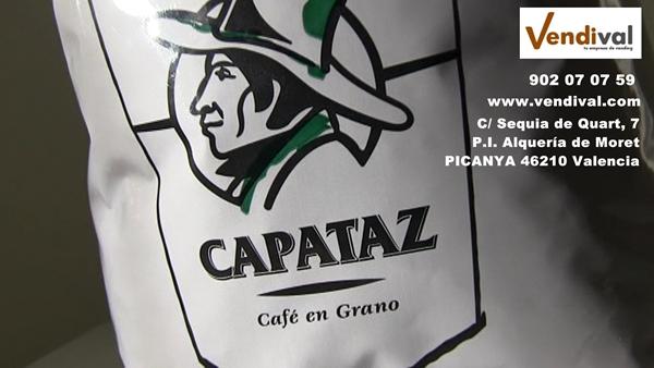 cafe en grano para maquinas vending