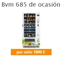 precios ocasion maquinas de vending Bmw685