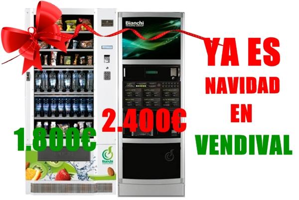 ocasion maquinas vending de Bianchi