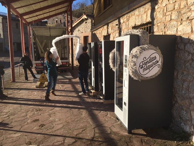 tresviso maquinas vending
