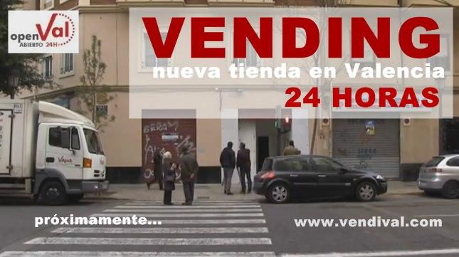 tienda 24 horas centelles Valencia
