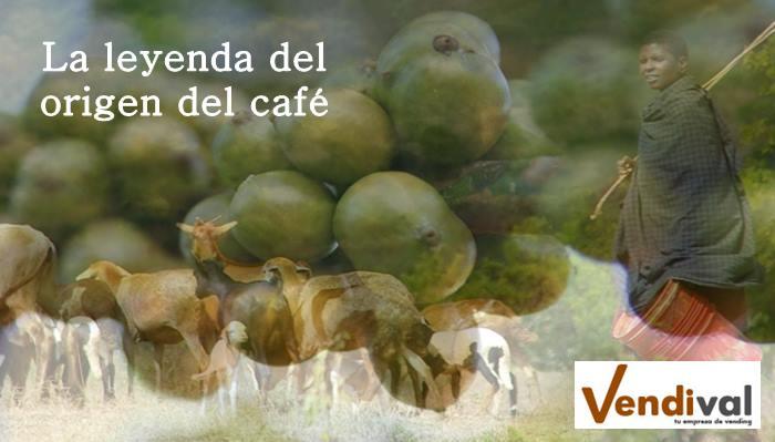 la leyenda del origen del cafe