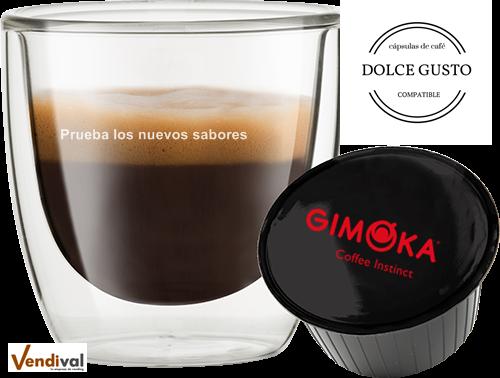 capsulas de cafe compatilbes con dolce gusto