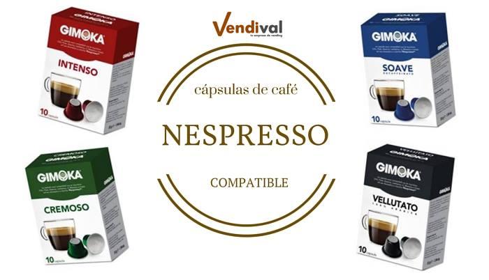 capsulas cafe nespresso