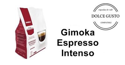 gimoka prueba espresso intenso capsulas cafe
