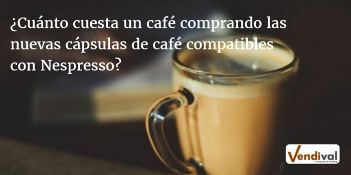 capsulas de cafe compatibles con nespresso