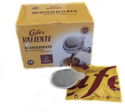 Monodosis Café Valiente - café para máquinas de vending - Vendival