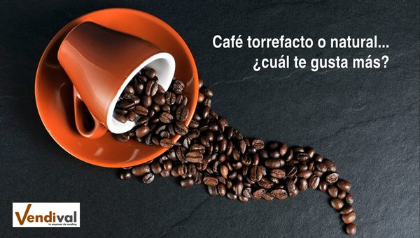 cafe torrefacto o natural