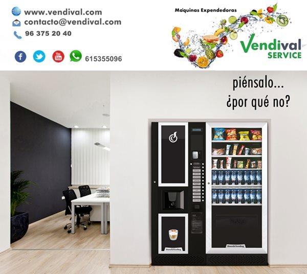 máquina de vendival