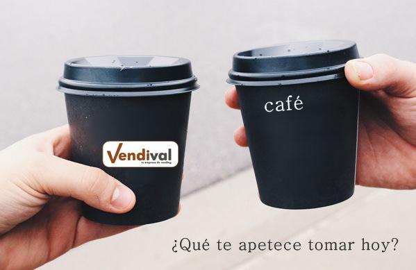 cafe para maquinas de vending
