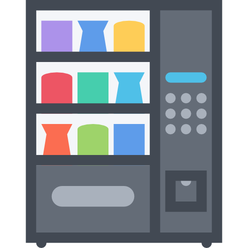 Icono máquina de vending