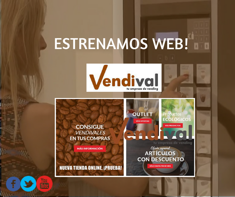 tienda online de vending Vendival