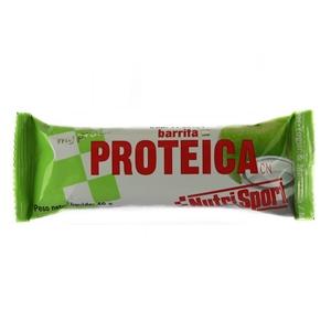 Barrita Proteica Manzana 24ud - Máquinas de vending