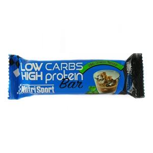 Barrita Low Carb Café con leche 16ud. - Máquinas vending