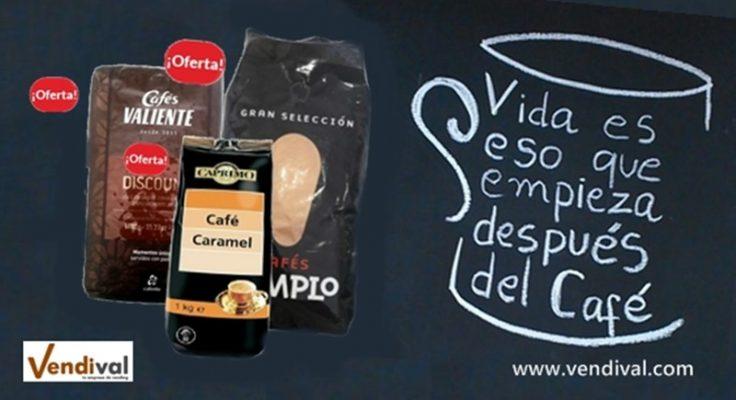 precios cafe vending ofertas