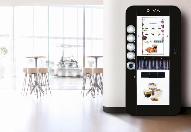 máquinas de vending Bianchi