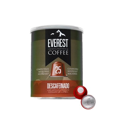 capsulas cafe descafeinado
