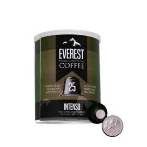 capsulas cafe intenso