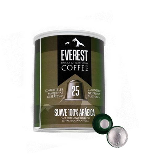 capsulas cafe suave arabica