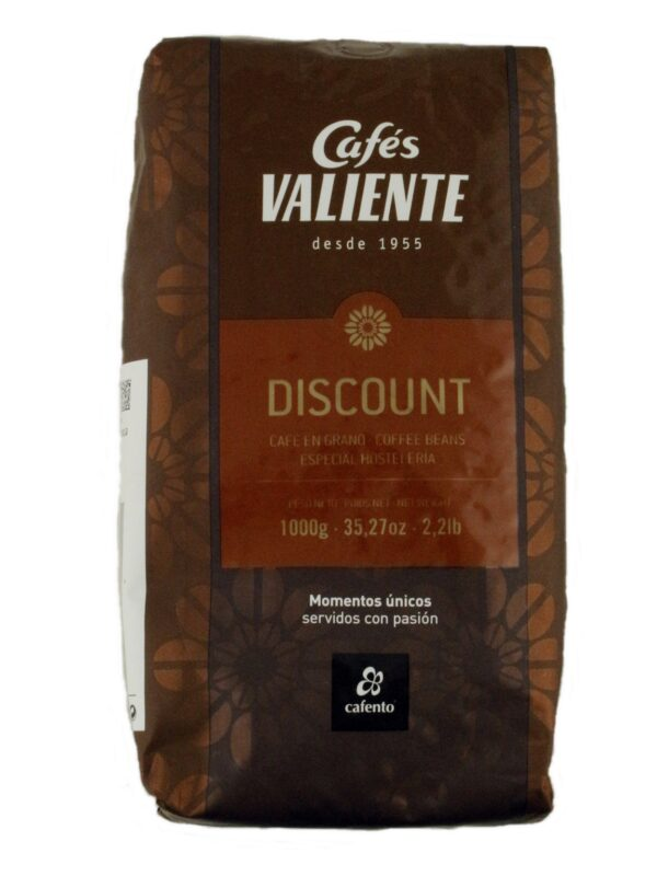 Café Valiente Natural