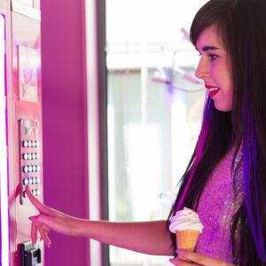 máquina vending hostelería